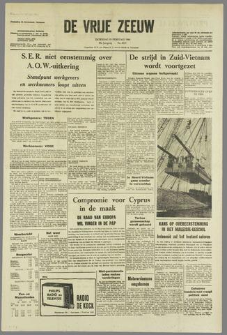 de Vrije Zeeuw 1964-02-29