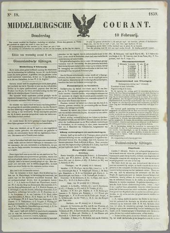 Middelburgsche Courant 1859-02-10