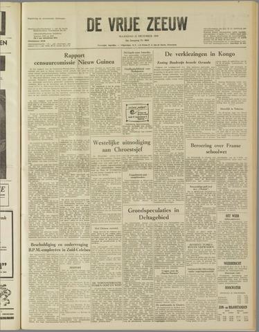 de Vrije Zeeuw 1959-12-21