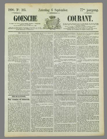 Goessche Courant 1890-09-06