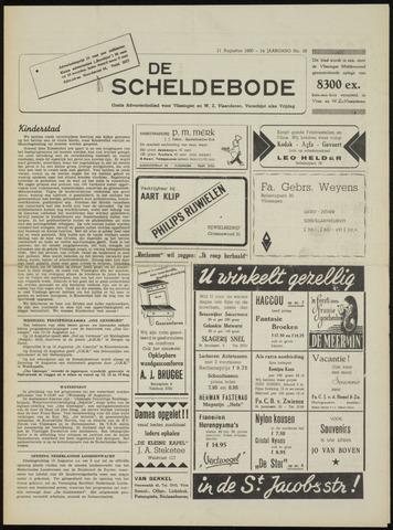 Scheldebode 1950-08-11