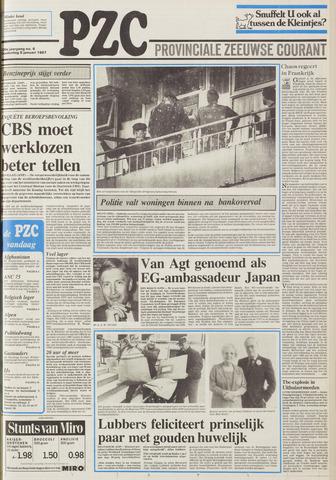 Provinciale Zeeuwse Courant 1987-01-08
