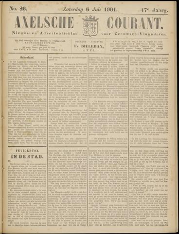 Axelsche Courant 1901-07-06