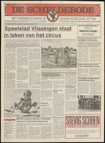 Scheldebode 1985-07-23