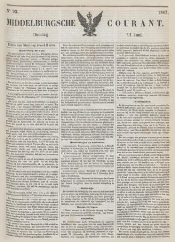 Middelburgsche Courant 1867-06-11