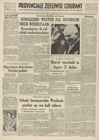 Provinciale Zeeuwse Courant 1961-06-06