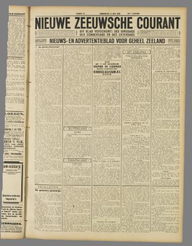 Nieuwe Zeeuwsche Courant 1930-07-03