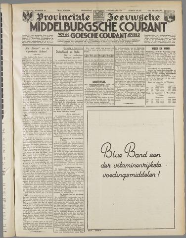 Middelburgsche Courant 1936-02-19