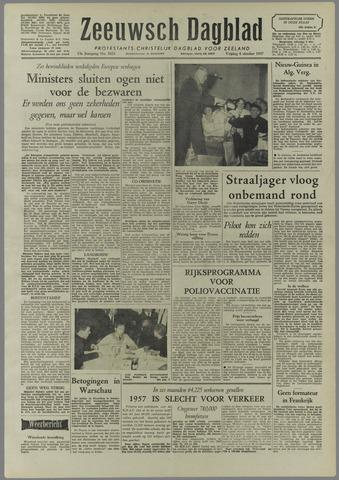 Zeeuwsch Dagblad 1957-10-04