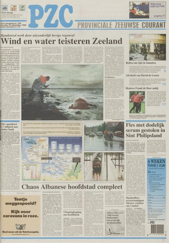 Provinciale Zeeuwse Courant 1998-09-15