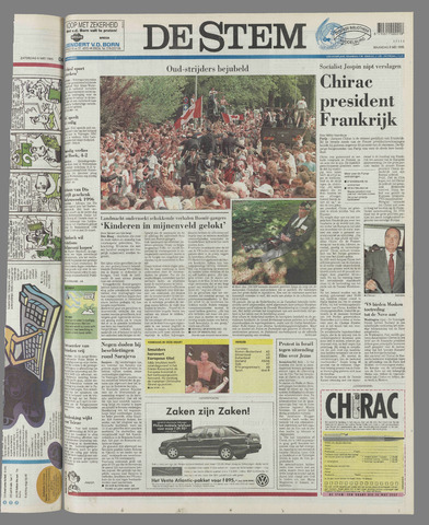 de Stem 1995-05-08