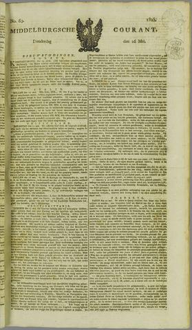 Middelburgsche Courant 1825-05-26