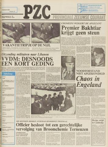 Provinciale Zeeuwse Courant 1979-01-19