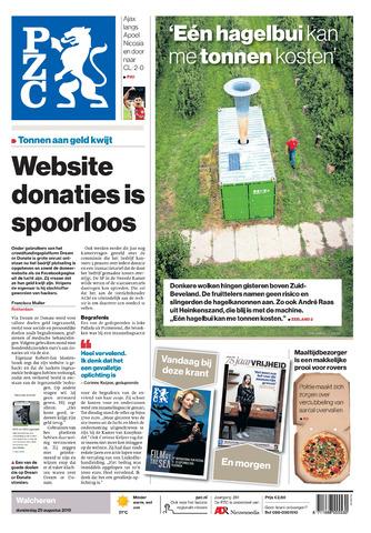 Provinciale Zeeuwse Courant 2019-08-29