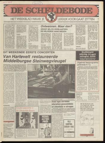 Scheldebode 1983-04-20