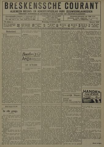 Breskensche Courant 1930-02-19