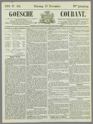 Goessche Courant 1894-11-13