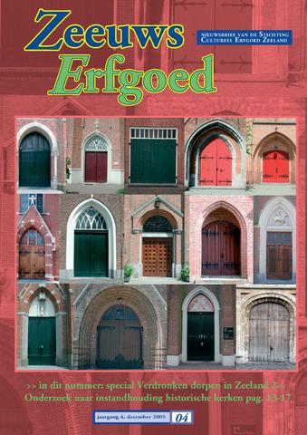 Zeeuws Erfgoed 2005-12-01