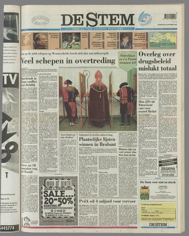 de Stem 1996-11-28