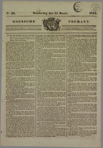 Goessche Courant 1844-03-14