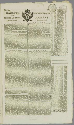 Middelburgsche Courant 1811-04-20