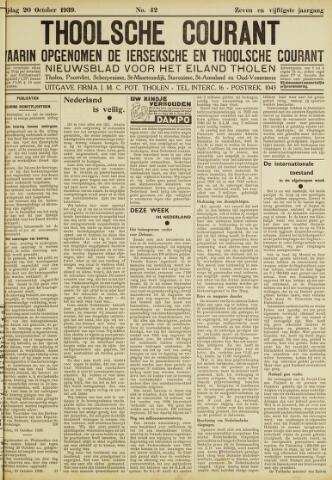 Ierseksche en Thoolsche Courant 1939-10-20