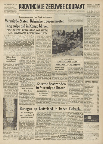 Provinciale Zeeuwse Courant 1960-07-23