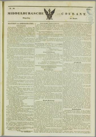 Middelburgsche Courant 1846-03-10