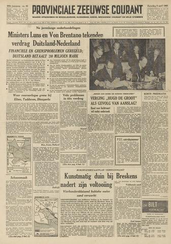 Provinciale Zeeuwse Courant 1960-04-09