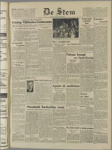 de Stem 1948-03-02