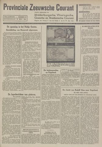 Provinciale Zeeuwse Courant 1941-05-15