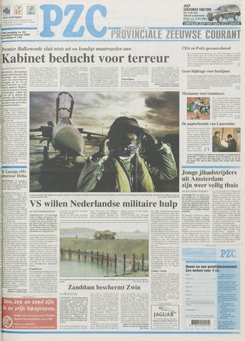 Provinciale Zeeuwse Courant 2003-02-08