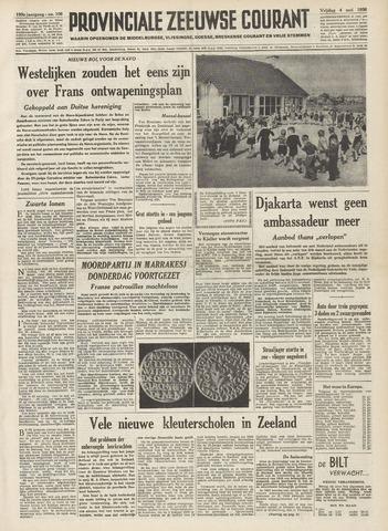 Provinciale Zeeuwse Courant 1956-05-04