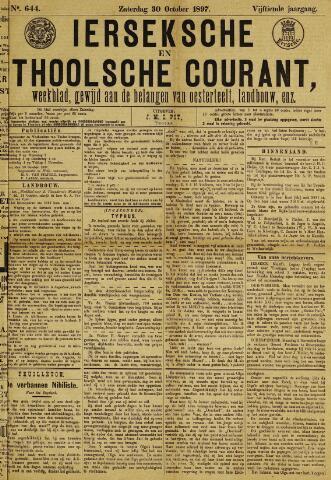 Ierseksche en Thoolsche Courant 1897-10-30