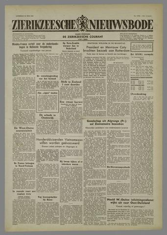 Zierikzeesche Nieuwsbode 1954-07-24