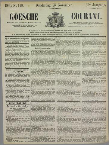 Goessche Courant 1880-11-25