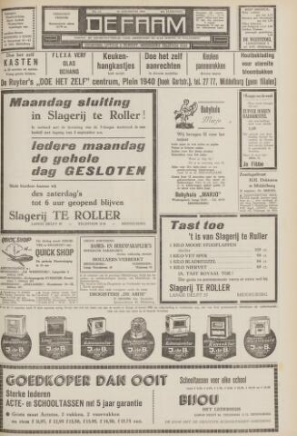 de Faam en de Faam/de Vlissinger 1962-08-24