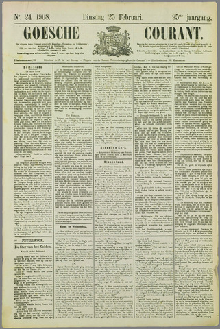 Goessche Courant 1908-02-25