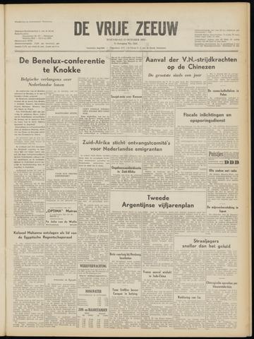 de Vrije Zeeuw 1952-10-15