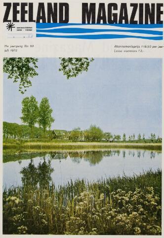 Zeeland Magazine / Veerse Meer Gids 1978-07-01