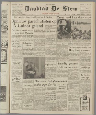 de Stem 1962-05-21