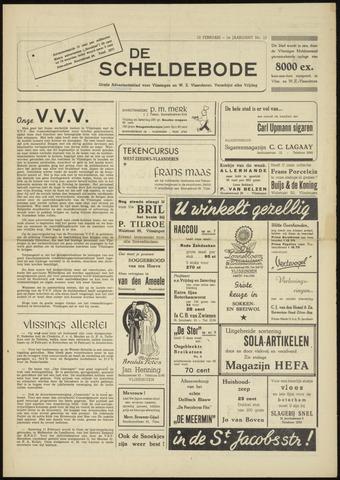 Scheldebode 1950-02-10