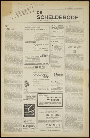 Scheldebode 1949
