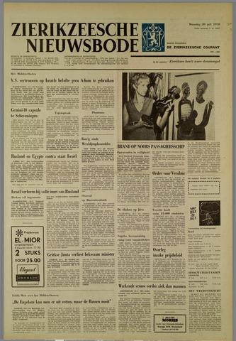 Zierikzeesche Nieuwsbode 1970-07-20