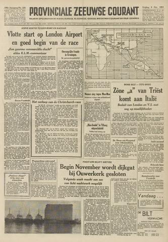 Provinciale Zeeuwse Courant 1953-10-09