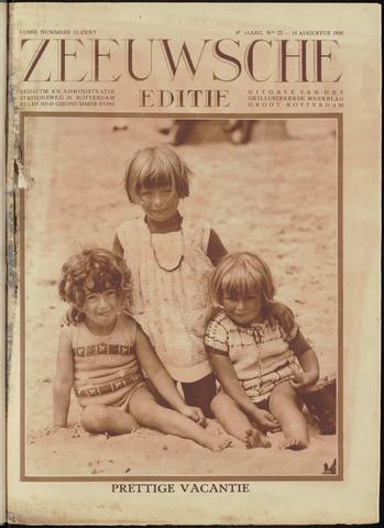 Ons Zeeland / Zeeuwsche editie 1930-08-15