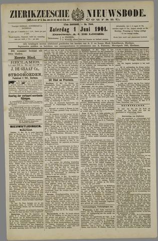 Zierikzeesche Nieuwsbode 1901-06-01