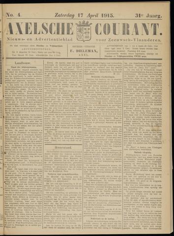 Axelsche Courant 1915-04-17