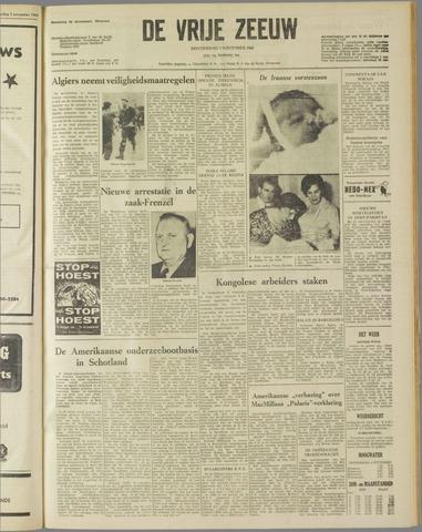 de Vrije Zeeuw 1960-11-03