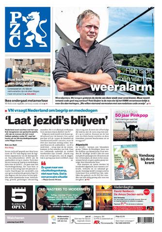 Provinciale Zeeuwse Courant 2019-06-08